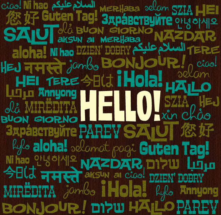 Day 30 hello a word heard round the world mygratitudelife hello is a salutation or greeting in the english language m4hsunfo
