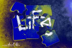 Image result for the life jigsaw