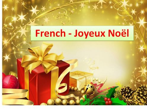 Christmas In France - Lessons - Tes Teach