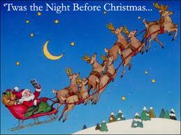 Day 351 – Twas The Night Before Christmas | MyGratitudeLife