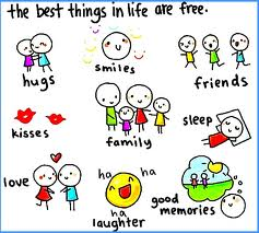 some of the best things in life are free